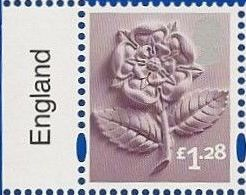 2012 GB - SGEN42 £1.28 (C) ENGLAND Marginal Single MNH
